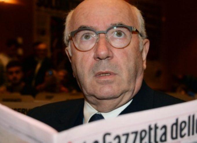 Carlo Tavecchio, un presidente da cinque stipendi