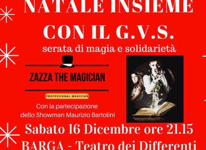 """"""" Natale Insieme con il G.V.S & Zazza The Magician"""""""