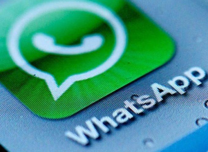 WhatsApp, nuovo aggiornamento consente di registrare messaggi vocali senza il dito