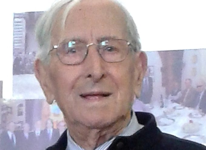 E' scomparso, nella notte del 27 dicembre, Aurelio Giuntoli