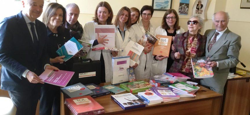 Presentata la donazione dei Lions Club Lucca Host alla Neuropsichiatria Infantile di Lucca