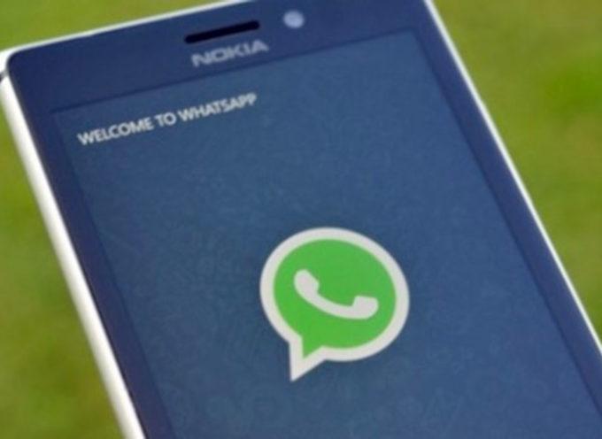 WhatsApp: addio Windows Phone e BlackBerry dal prossimo anno