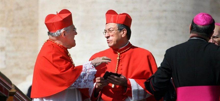 NUOVO SCANDALO IN VATICANO. 35 mila euro al mese per il cardinale Maradiaga