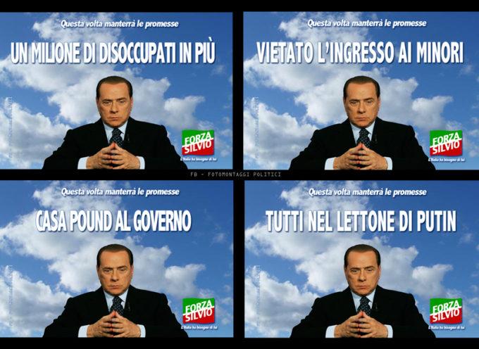 Berlusconi, una VOLPE ASTUTISSIMA che resuscita sempre PRIMA DELLE ELEZIONI: SVEGLIA!