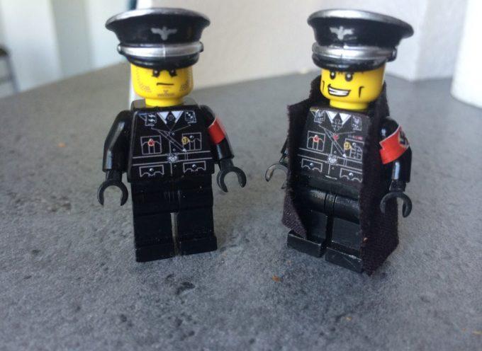 """""""Nazi simil Lego"""" su Amazon. Giochi shock venduti utilizzando come distributore il gigante delle spedizioni Amazon"""