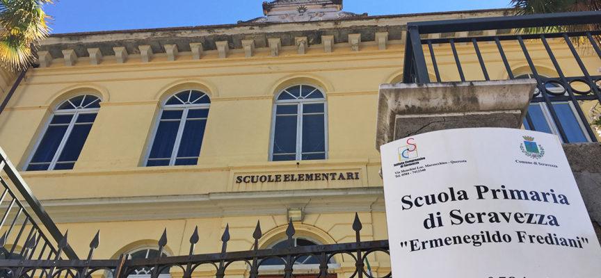 SERAVEZZA – Scuola: dai primi dati sulle iscrizioni, primarie in crescita del 50%.