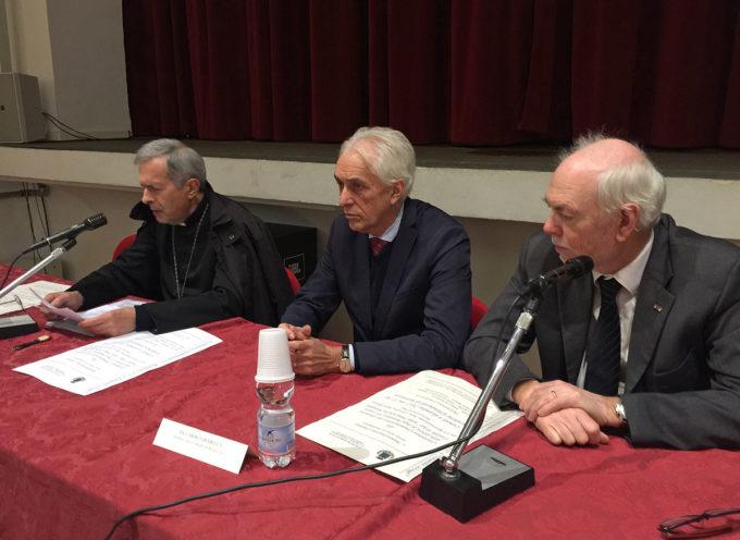 *Conferenza di Monsignor Giovanni Paolo Benotto, Arcivescovo di Pisa,