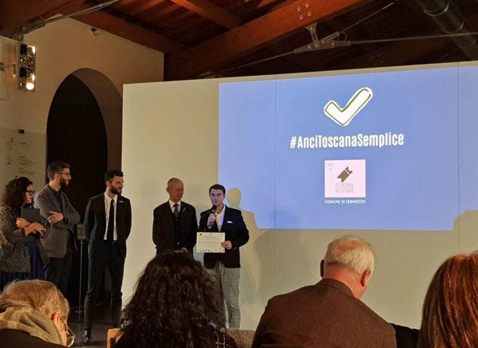 Buone pratiche: menzione speciale per Seravezza al concorso ANCI per l'innovazione in Toscana
