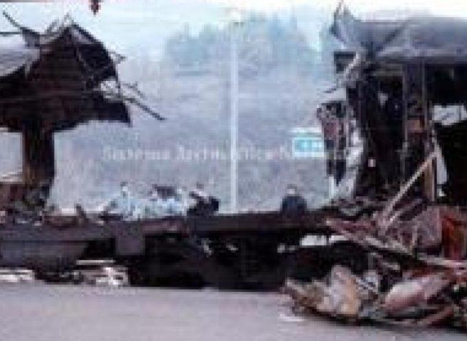 23 dicembre 1984: la strage del treno 904 Napoli-Milano