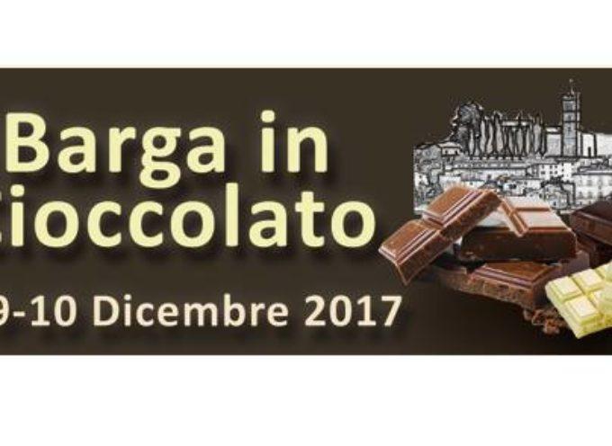 Barga la 12^ edizione del festival interamente dedicato ai maestri del cacao.