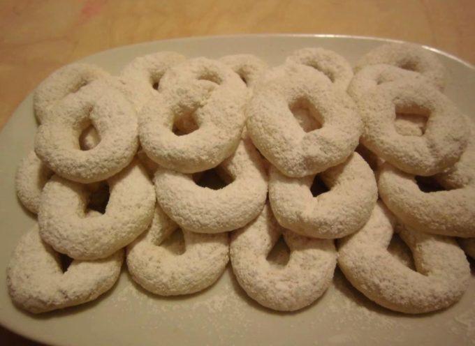 Le ricette tipiche: gli zuccherini di Natale.