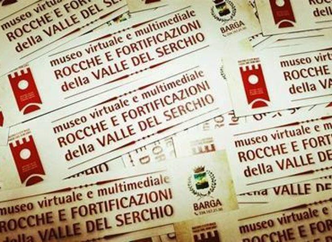 """""""Il museo VIRTUALE e MULTIMEDIALE delle ROCCHE e FORTIFICAZIONI della VALLE DEL SERCHIO"""""""