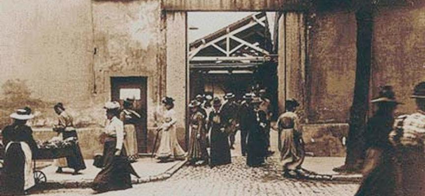 IL 28 DICEMBRE 1895  SI PROIETTA IL PRIMO FILM
