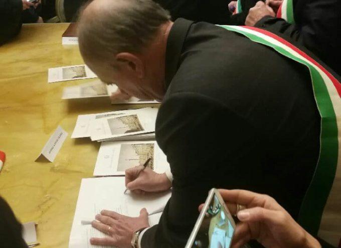 la Riqualificazione delle  periferie: di lucca  la firma a Palazzo Chigi