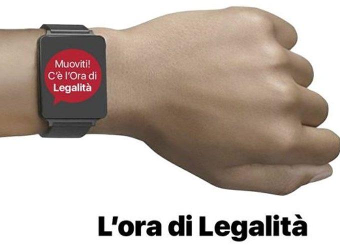 L'Ora di Legalità: in provincia di Lucca