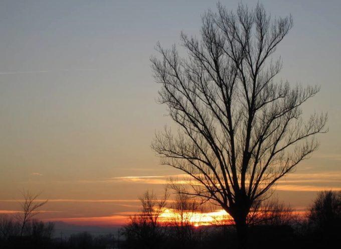 21 Dicembre:  è stato il  Solstizio d'Inverno.