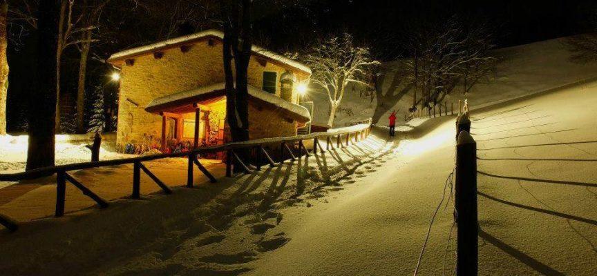 Capodanno al Rifugio Burigone sotto una soffice coltre di neve!!!