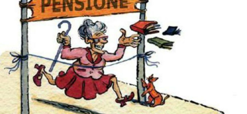 Pensioni, doppia beffa per la classe 1953
