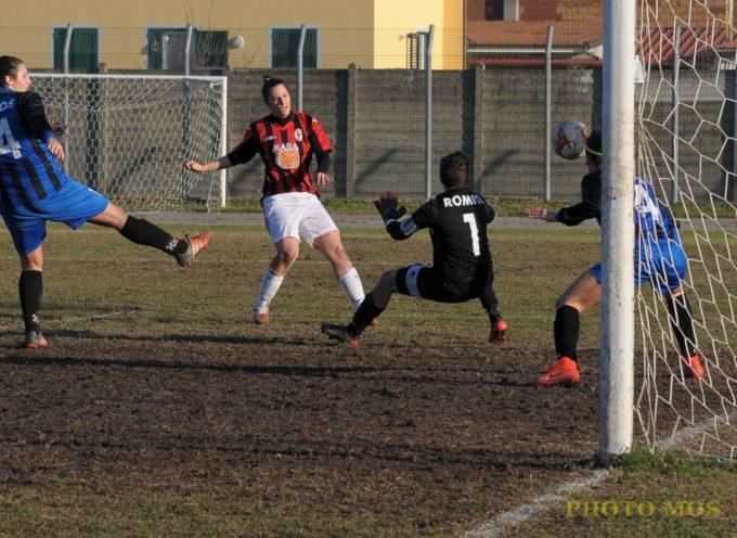 L'Acf Lucchese vince alla grande il derby : 2-0 al Pisa