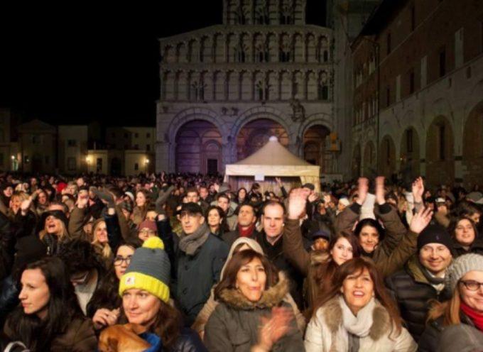 San silvestro  in piazza: gli appuntamenti a Lucca e Versilia