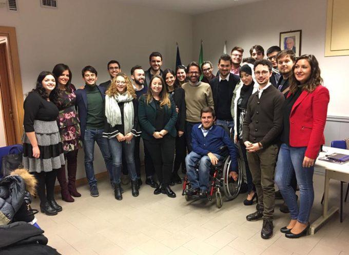 Giovani Democratici – Organismo territoriale di Lucca – Nuova segreteria federale