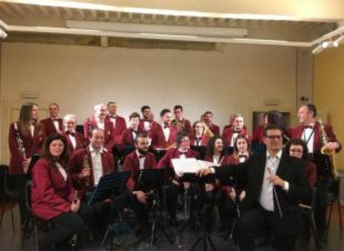 'Concerto di fine anno' della Filarmonica 'G.Puccini' di Colle di Compito