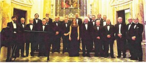 Foto Coro Pizzi con Direttrice , 2017 concerto S.Anna