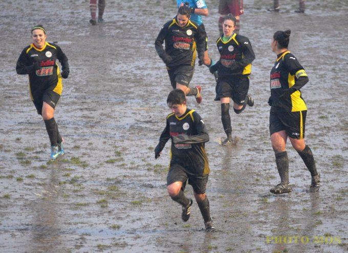 l'Acf Lucchese fa l'impresa e ferma la supercapolista Florentia sul 2-2