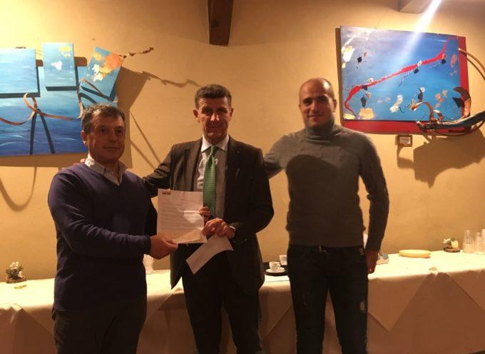 Lucca Marathon per la solidarietà: consegnati gli assegni a tre associazioni del territorio.