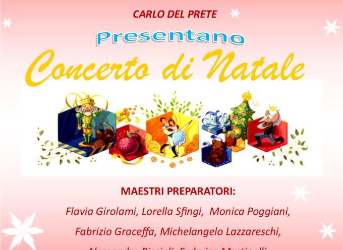 L'Istituto Comprensivo Lucca 3  venerdì 15 dicembre  presenta  CONCERTO DI NATALE