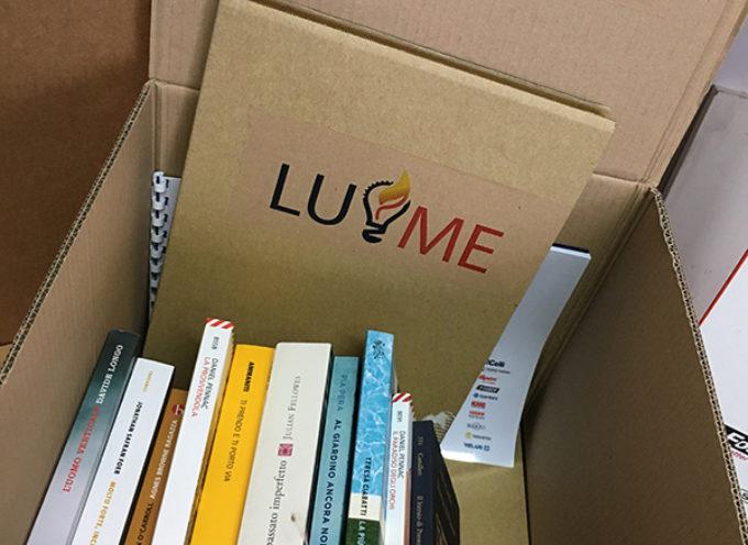 """Libri in azienda grazie alla """"LUMEteca"""""""