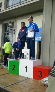 Pierotti Campione Toscano UISP di Mezza Maratona