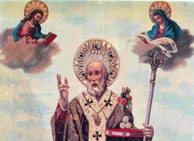 Il Santo del giorno, 6 Dicembre: S. Nicola di Bari