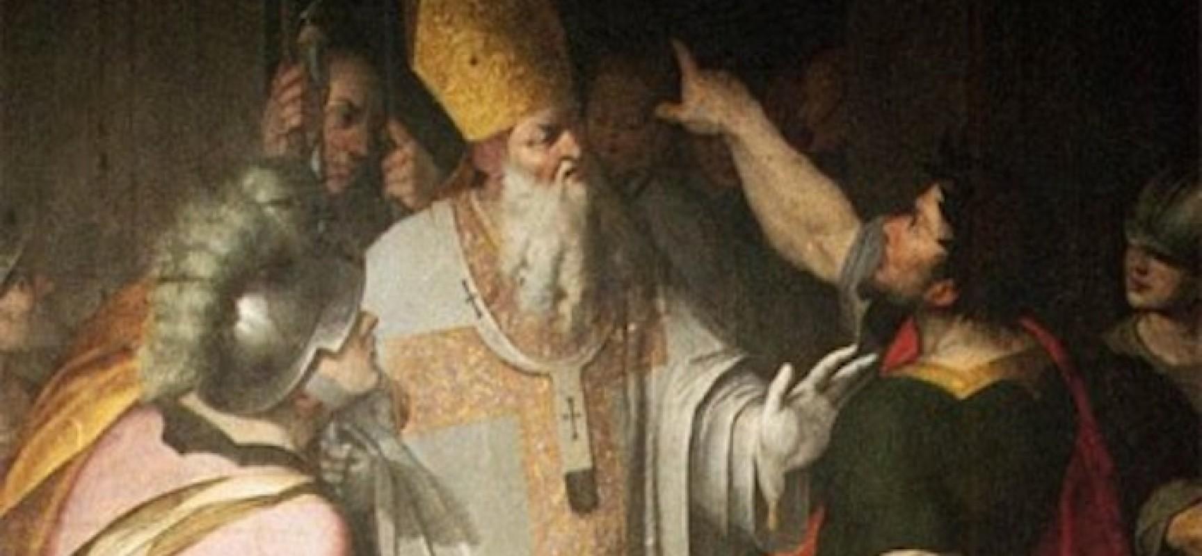 Il Santo del giorno, 7 Dicembre:  S.Ambrogio