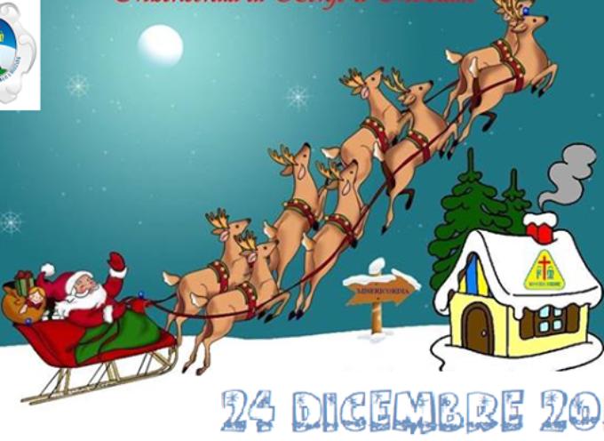 Babbo Natale  arriva a Casa Tua  a  Borgo a Mozzano