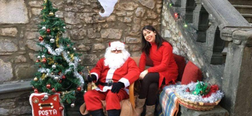 Babbo Natale arriva a Coreglia Antelminelli