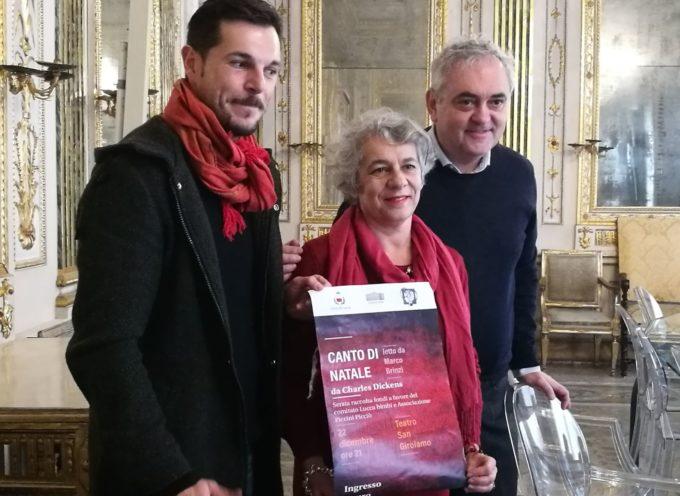 Il 22 dicembre in San Girolamo arriva il Canto di Natale