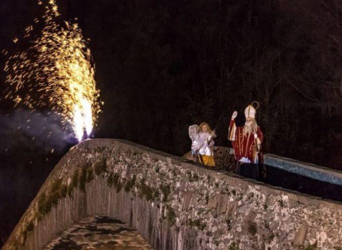 """Torna """"Santo Nicola e il Diavolo""""  a  Borgo a Mozzano"""