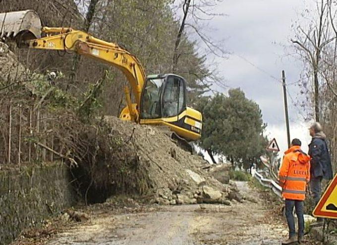 VIABILITA' GARFAGNANA: RIAPRE AL TRANSITO LA STRADA PROVINCIALE 69 CASTELNUOVO-COLLE-CAREGGINE