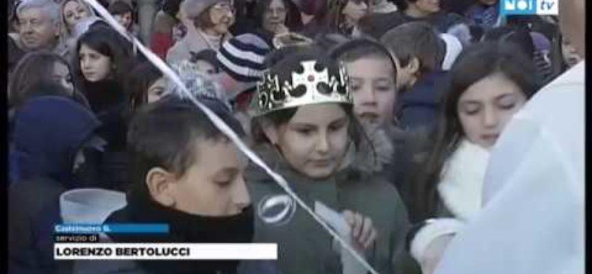 Messaggi di pace nel mondo da Castelnuovo [video]