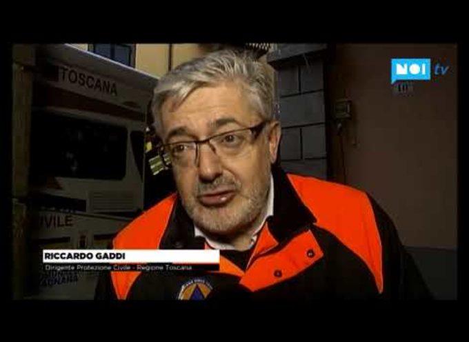 Inaugurato a Castelnuovo un nuovo mezzo della Protezione Civile[video]