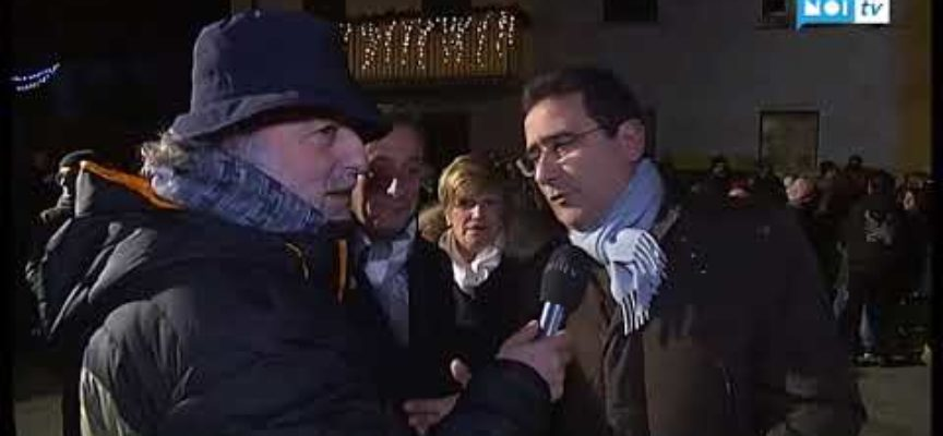 Messa di Natale da Camporgiano[VIDEO]