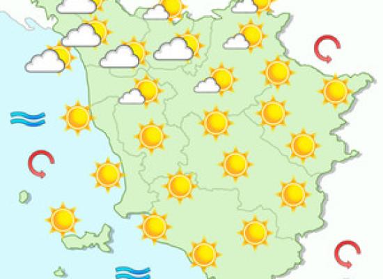 le previsioni del tempo per domenica 17 dicembre
