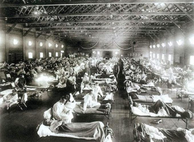 """Cent'anni fa l'influenza """"spagnola"""" Morte e malattia nella Garfagnana del 1918"""