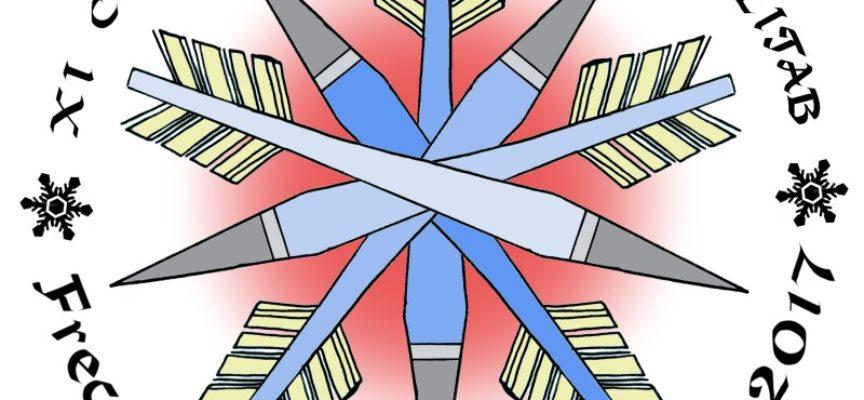Frecce e Bandiere di Natale al Baluardo San Paolino