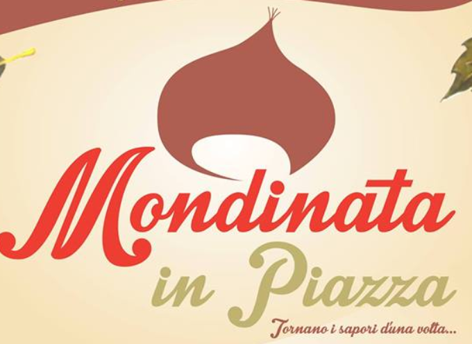Mondinata in Piazza  a  Corsagna, Borgo a Mozzano