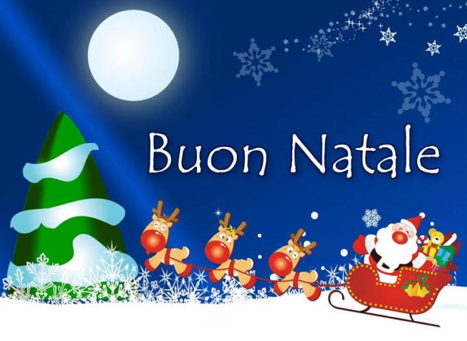 TANTI Auguri di Buon Natale dalla redazione di Verdeazzurronotizie e dai nostri inserzionisti