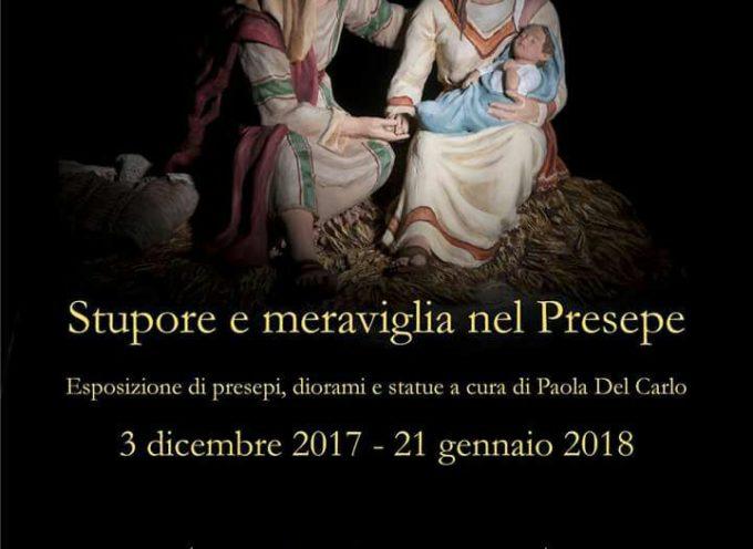 Sarà inaugurata domani  alle 15 presso la Fondazione Lazzareschi la mostra dei presepi