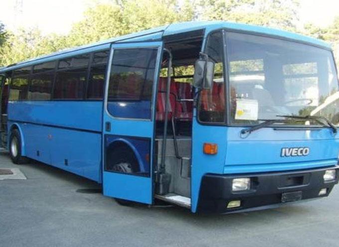 modificato orario del trasporto pubblico   tra Creggine e Castelnuovo