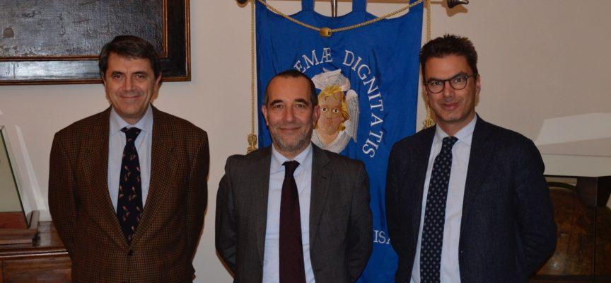 convenzione tra Università di Pisa e Confindustria Toscana Nord